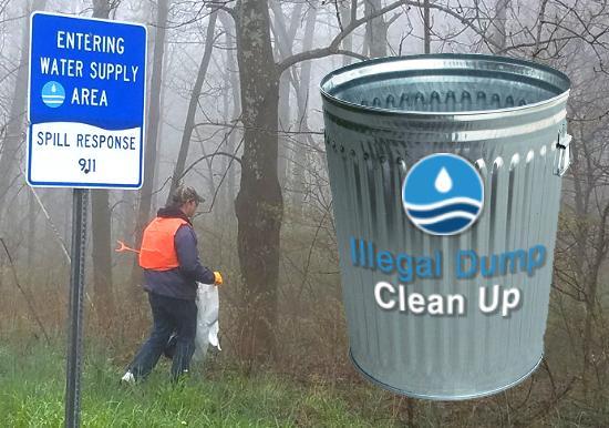 Illegal Dump Clean Up