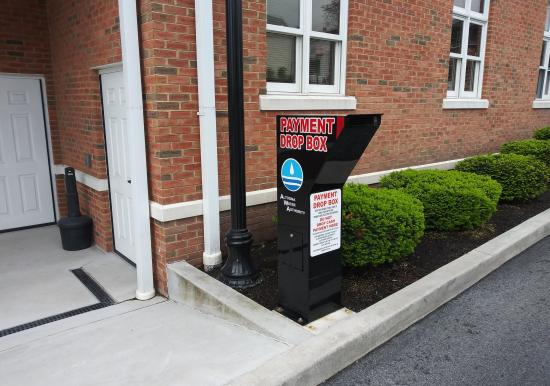 """Drive Up"" Drop Box Available At 900 Chestnut Avenue Slideshow"
