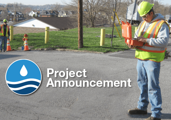 Water Main Replacement Project Slideshow